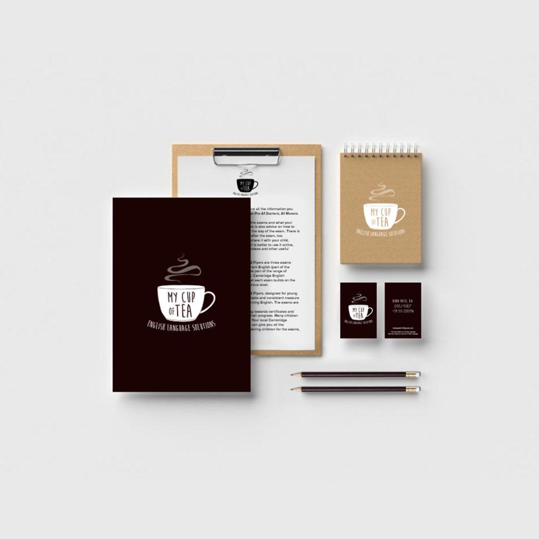 My Cup of Tea | Logo e Immagine Coordinata
