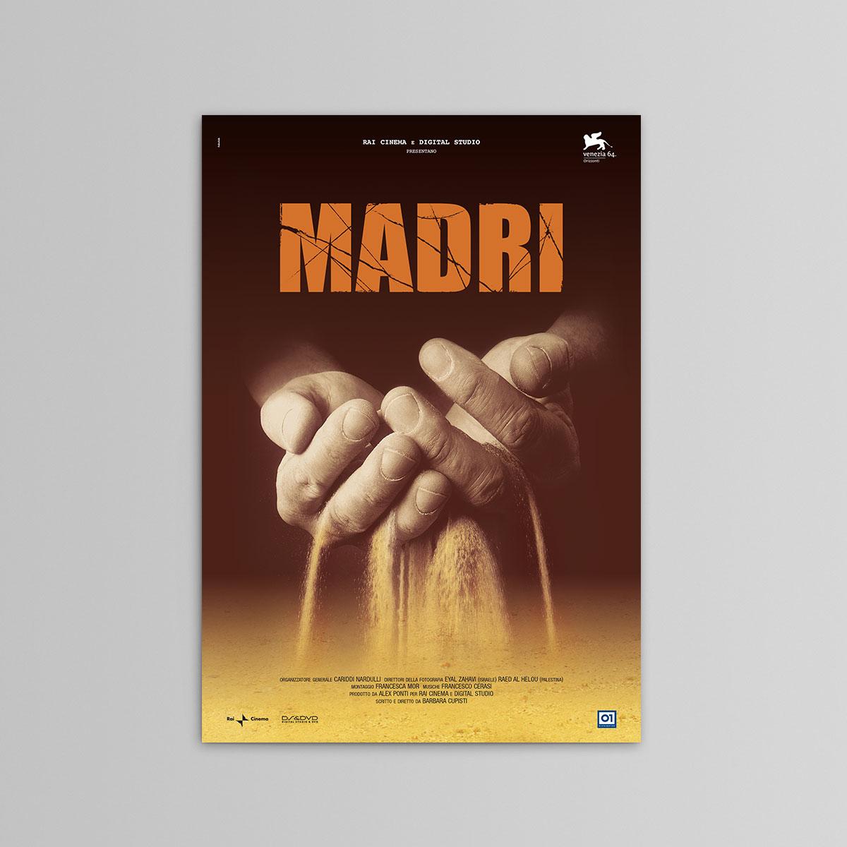 Manifesto del documentario Madri